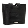 American West Mohave Canyon Large Zip Top Tote Back in Black | Lufli Boutique