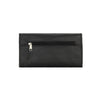 Mohave Canyon Ladies' Tri-Fold Wallet Back of Wallet in Black | Lufli Boutique