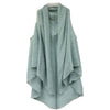 Beckett Pleated Lightweight Vest Mint
