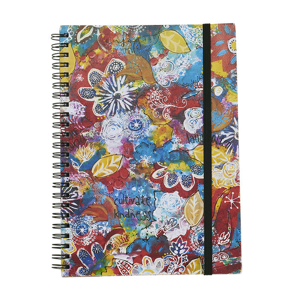Bops See The Good Artisan-Inspired Notebook at Lufli Boutique