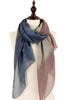 Zaria Abstract Print Scarf