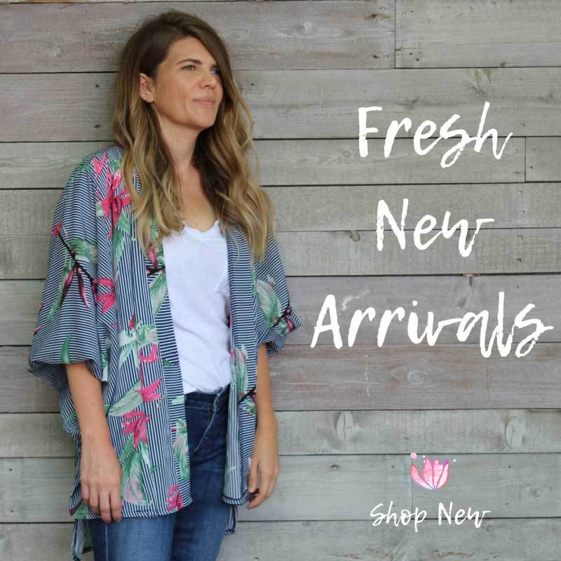 New Arrivals at Lufli Boutique