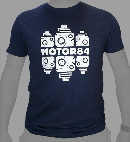 Motor84 Speed Camera Action T-Shirt
