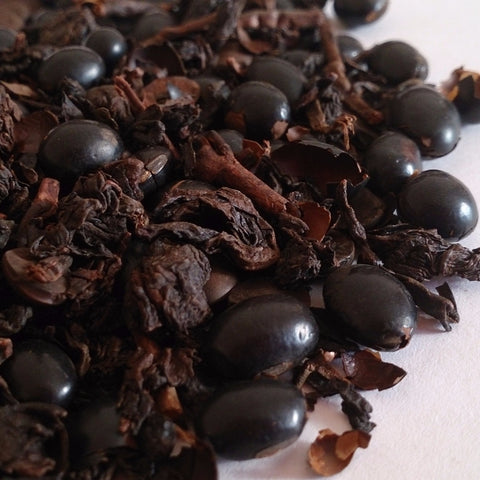 Taiwan Black Bean Oolong Tea