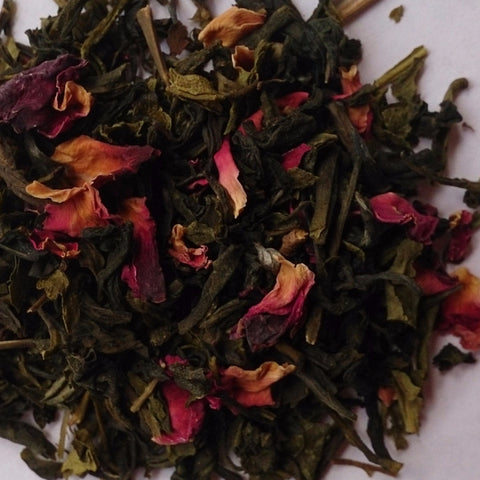 Taiwan Rose Green Tea