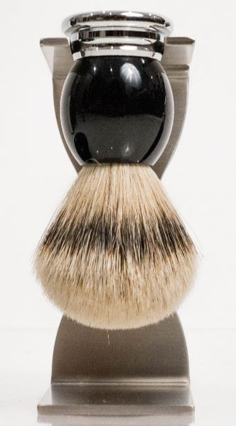 Lethal Classic - Silvertip Badger Hair Brush