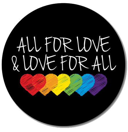 All For Love Decal