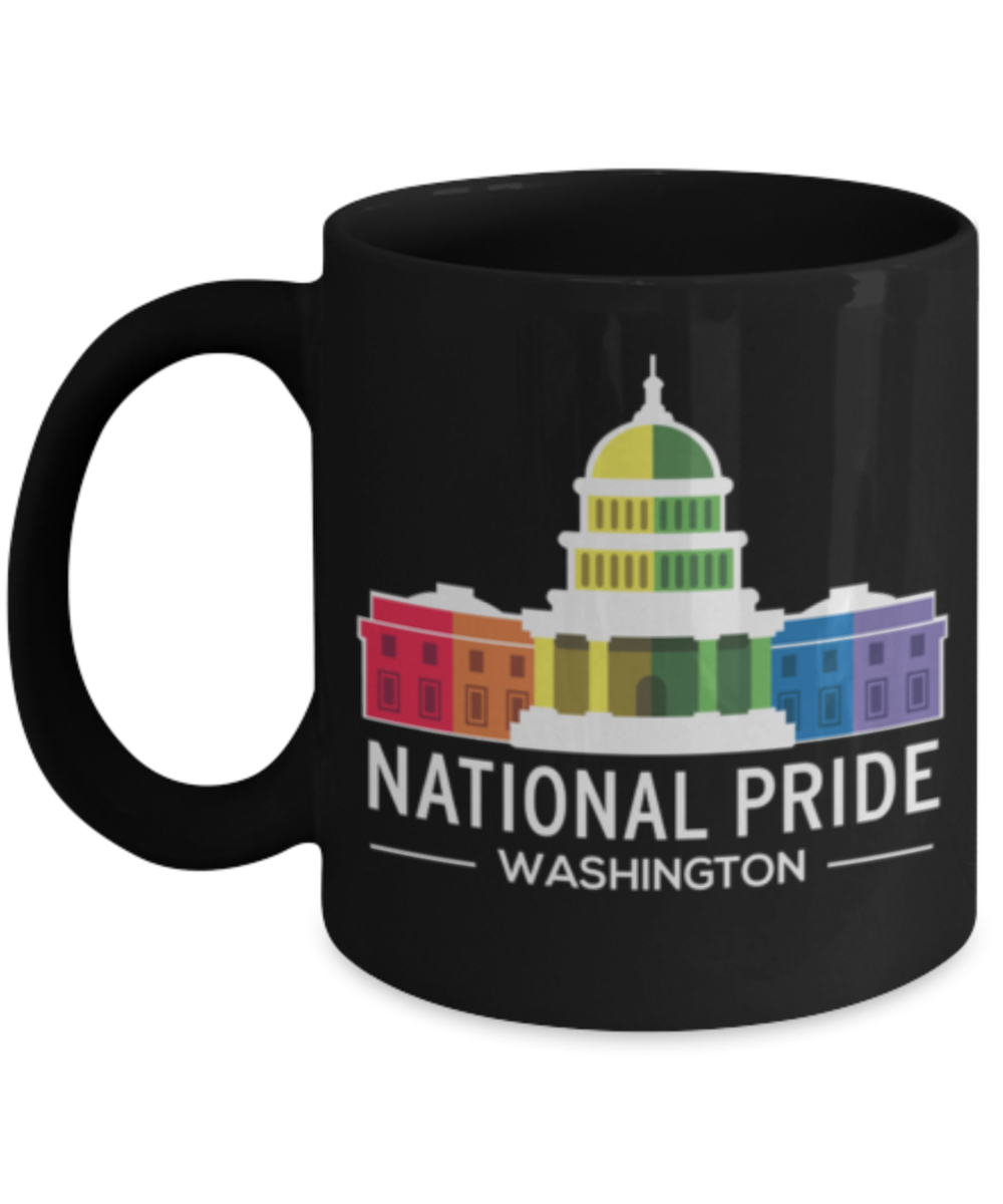 National Pride Mug