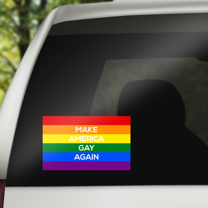 MAGA Decal