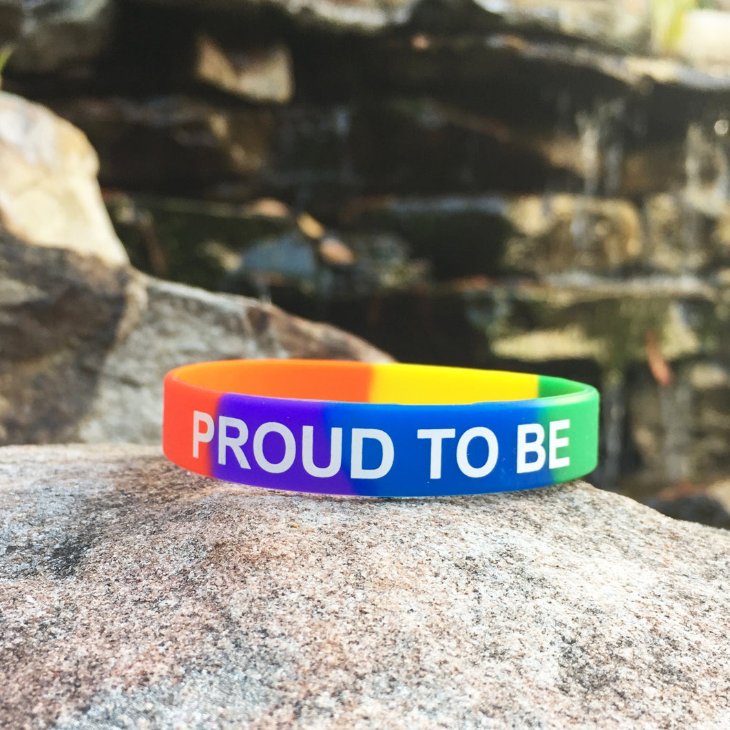 Proud To Be Wristband
