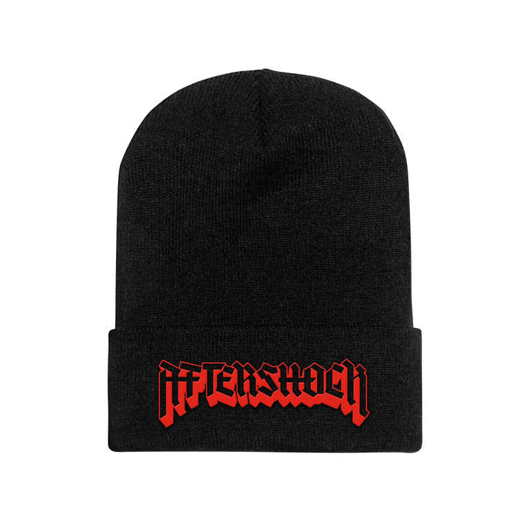 Aftershock Cross Logo Beanie