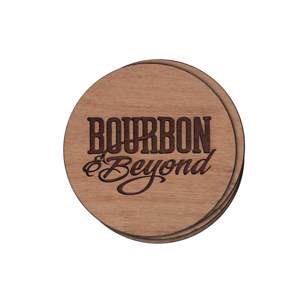 Bourbon & Beyond Coaster Set