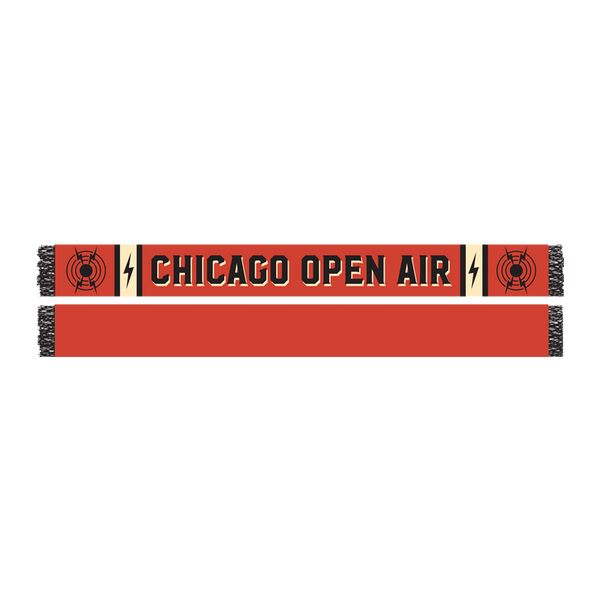 Chicago Open Air Scarf - DWPresents