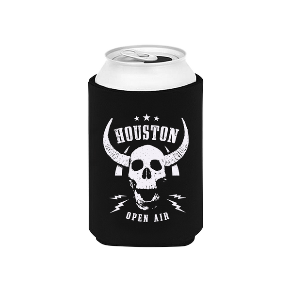 Horns Koozie - DWPresents