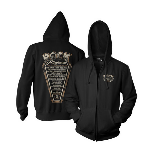 Zip Up Hoodie - DWPresents  - 1