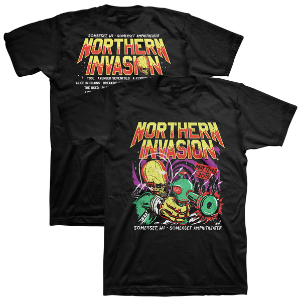 Northern Invasion Tee