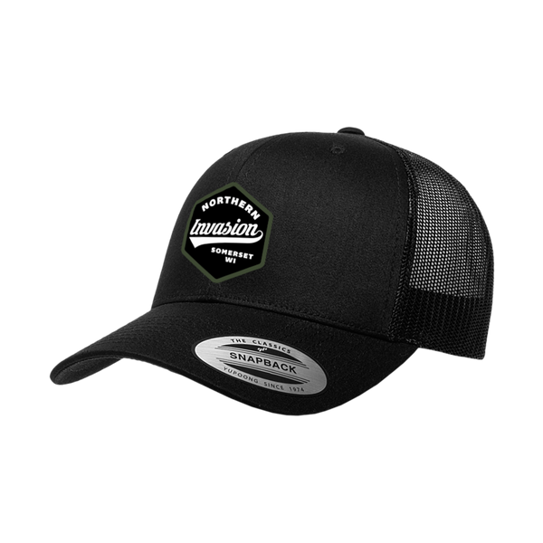 Northern Invasion Snapback Hat