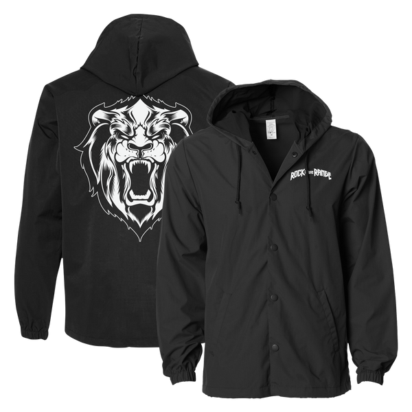 Rock On The Range Lion Windbreaker