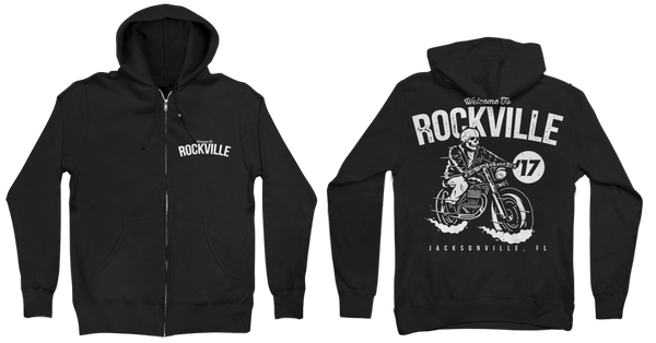 Welcome To Rockville Hoodie