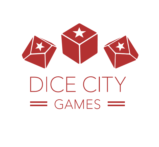 SnarkFish T-Shirts Now Available at Dice City Games in Silver Spring, Maryland!