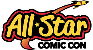 En Route to the All Star Comic Con this June! :-)