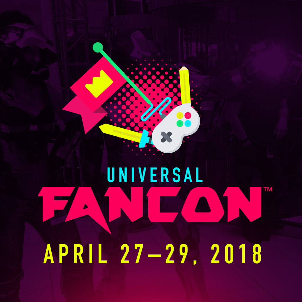 SnarkFish En Route to CHS OtakuFest and Universal Fancon in April