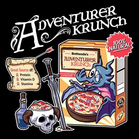 Adventurer Krunch T-Shirt