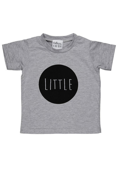 Little Short Sleeved Tee
