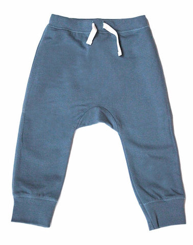 Blue Baggy Pants