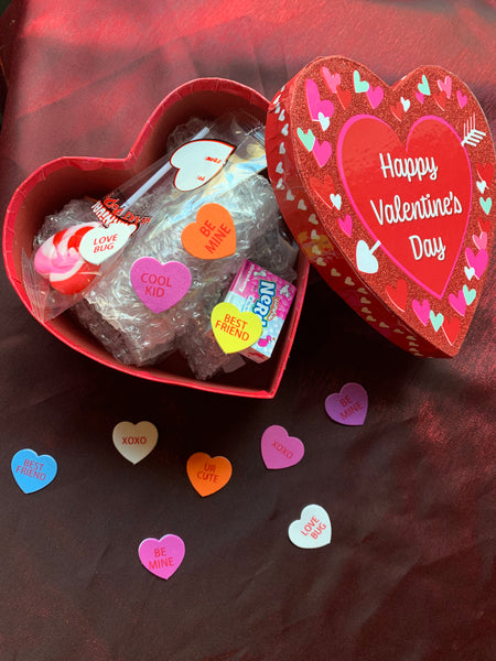 Valentine Box O' Chocolates