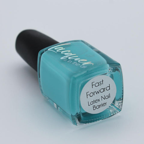 Fast Forward Nail Barrier - Rosemary Sage