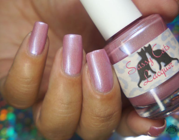 Sassy Cats Lacquer