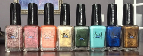Smokey Mountain Lacquers Exclusive Collection