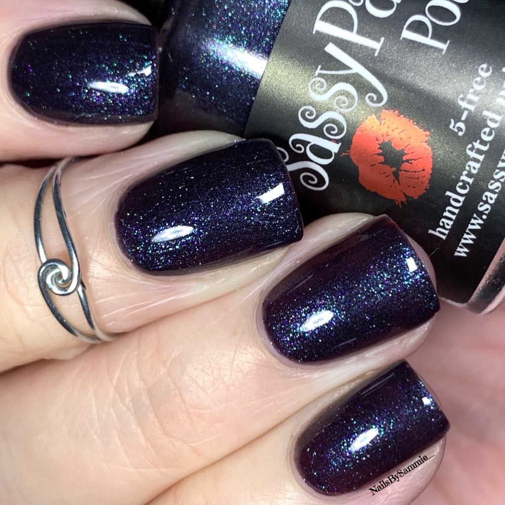 Imperial Plum (Enchanted Quad)