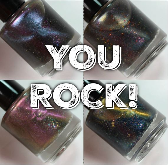 You Rock! Collection (Magnetic)