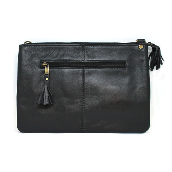 LUXE ALL-YOU-NEED CALF HAIR BAG