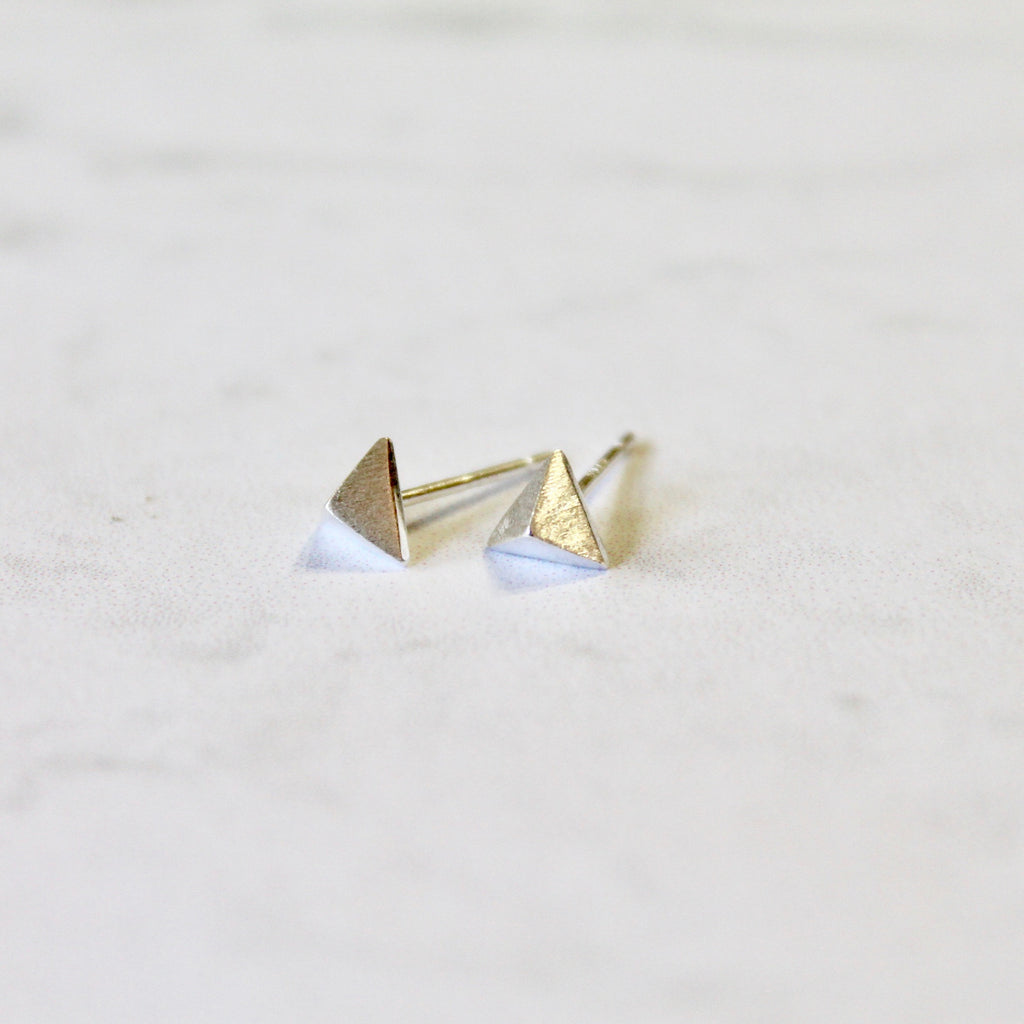 LOVELEE DAINTIES TRIANGLE STUDS