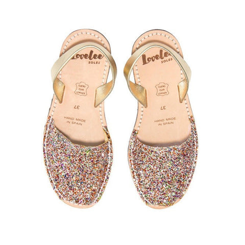 LOVELEE MULTI GOLD GLITTERS