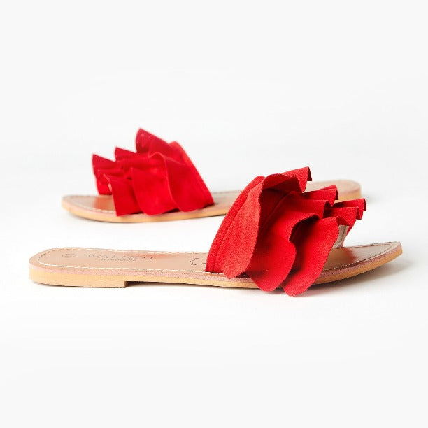 Mabel Slide Red