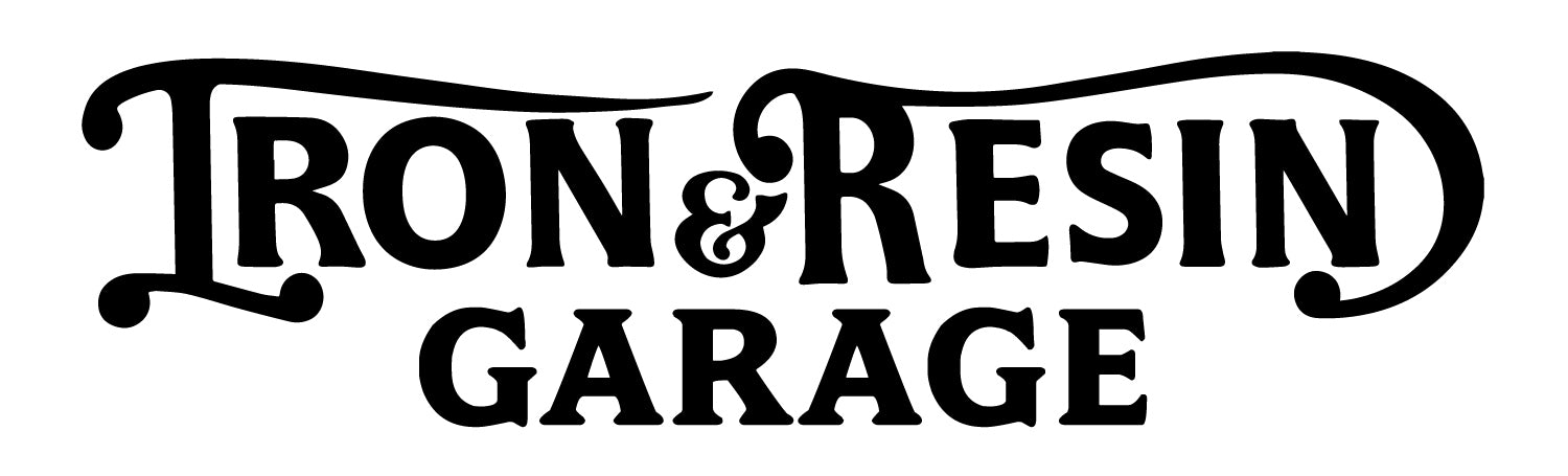 Iron & Resin Garage