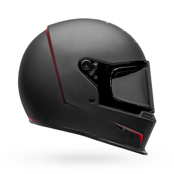 Bell Eliminator Helmet -Vanish Matte Black / Red