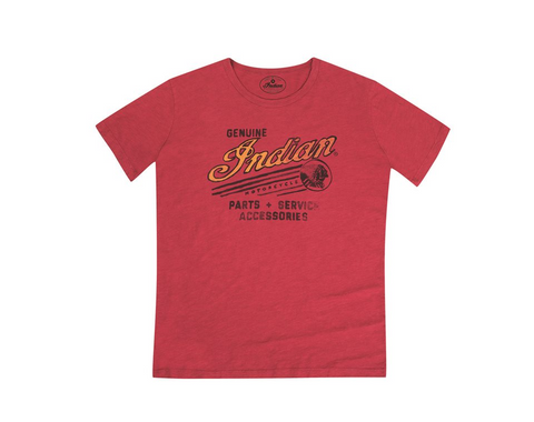 Indian 1901 Parts & Service Tee