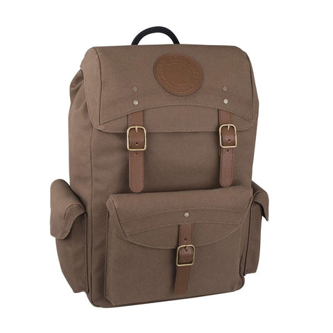 Indian Waxed Cotton Backpack