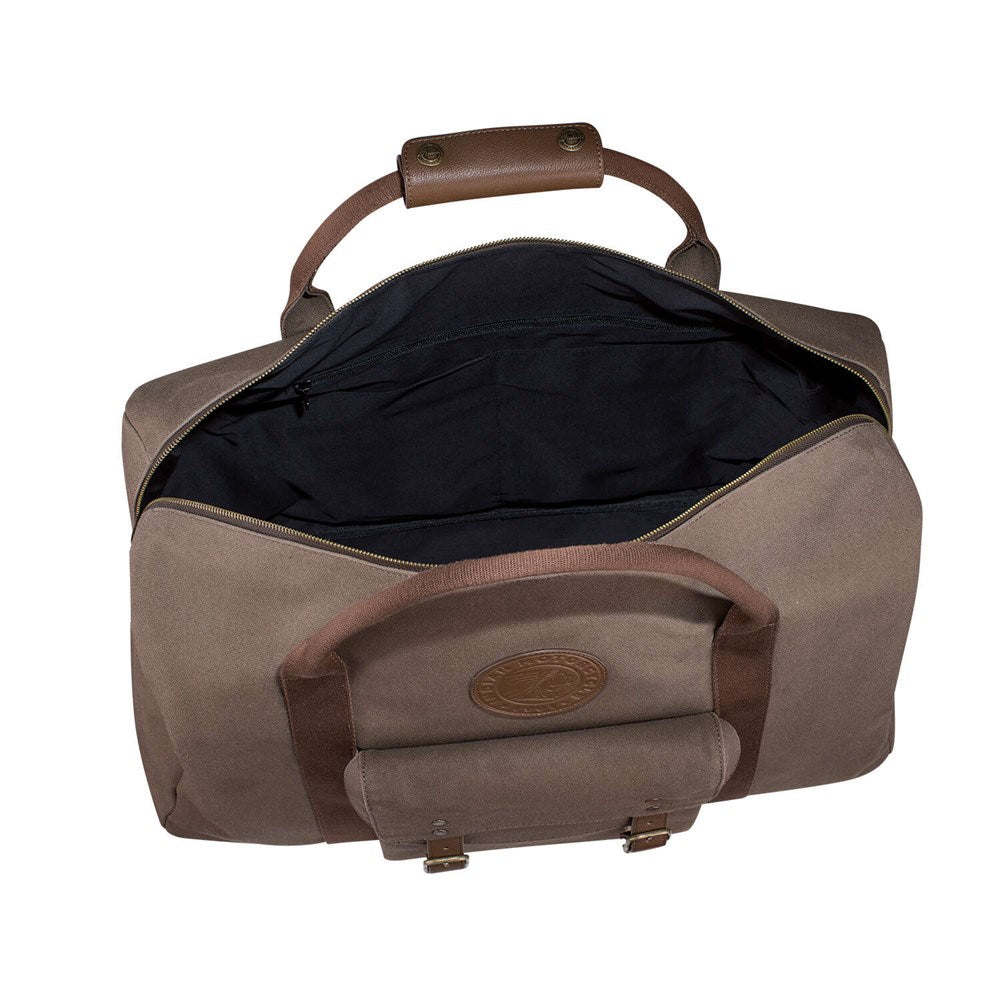 Indian Waxed Cotton Duffle Bag