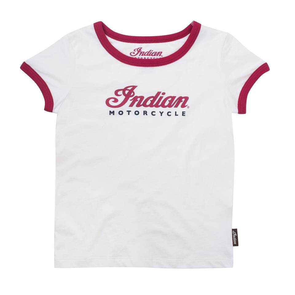 Indian Kids Logo Tees - 2 Pack