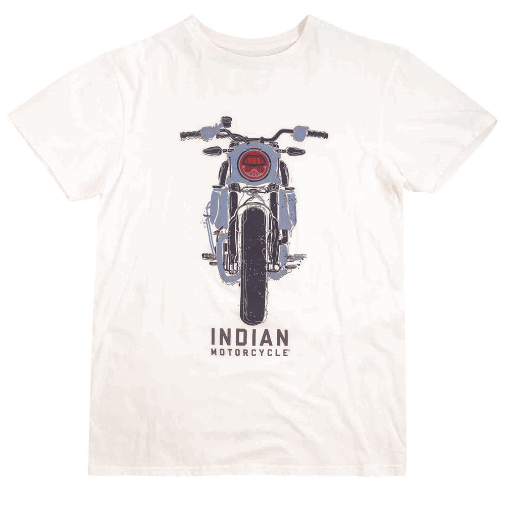 Indian FTR Front Tee