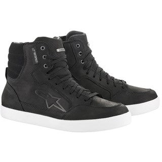 Alpinestars J6 Waterproof Ride Shoe - Black/White