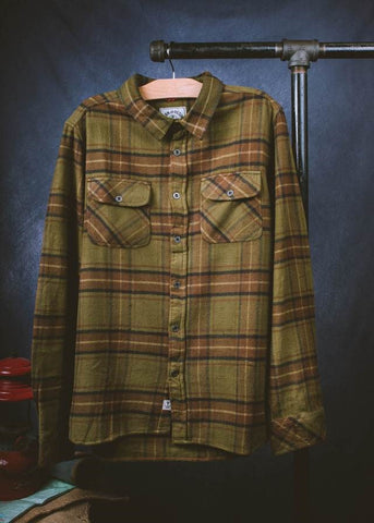 Benchmark Flannel