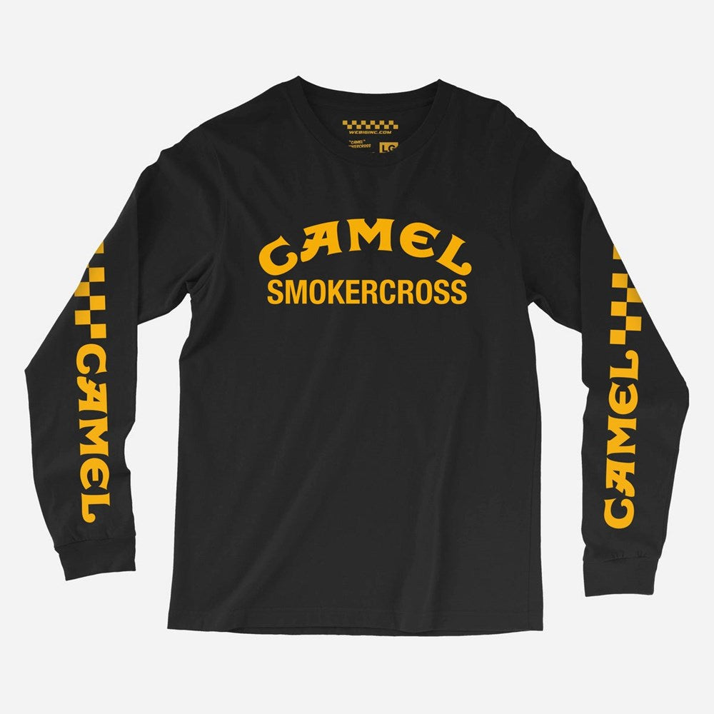 Camel Smokercross Long Sleeve