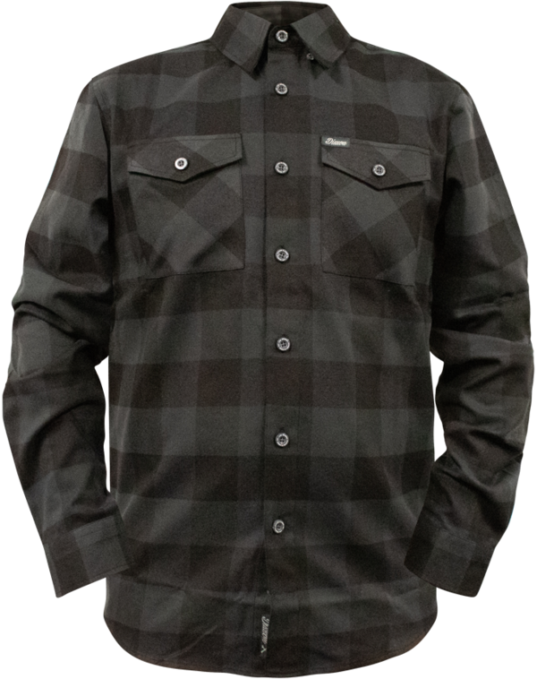 Dixxon Murked Out Flannel